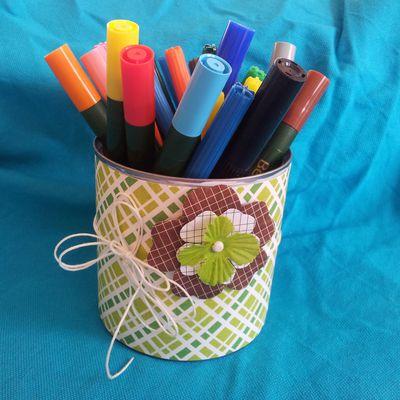 pots à crayon