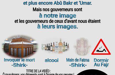 Conseil aux peuple Algériens
