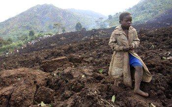 Ayuda urgente necesaria en Uganda tras el corrimiento de tierra