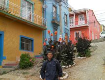 Hardi les gars, adieu Bordeaux, et nous irons à Valparaíso ! (16/03/2011 - Valparaíso)