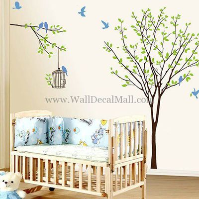 about wall decals everything