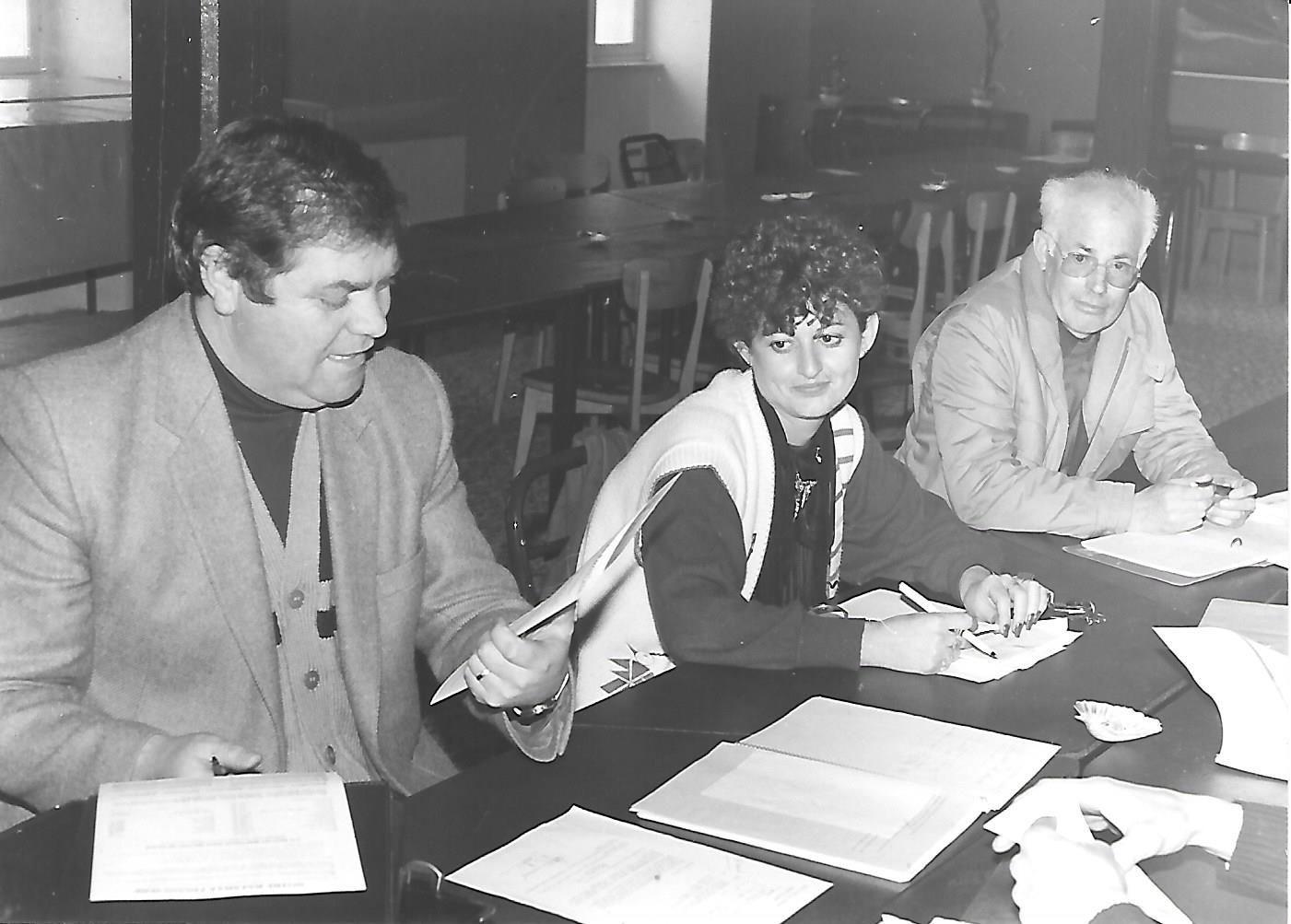 Hommage à Michel Derrien ancien responsable de section à Morlaix, ancien élu communiste - par Alain David