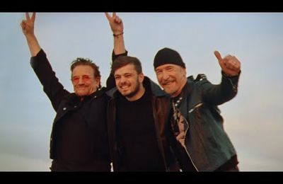 We Are The People We've Been Waiting -Martin Garrix avec Bono et The Edge .