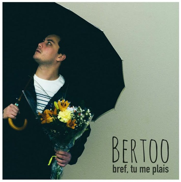 Ne manquez pas l'excellent nouveau single de Bertoo !