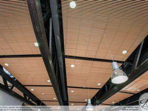 Photographies de reportage d'architecture à Tours pour SOGEA Centre.