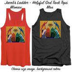 Art Panoply - Helpful God Tank Tops W&M
