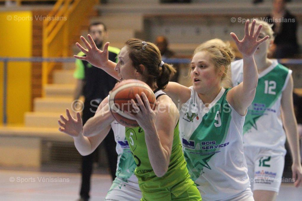 L'ALVP féminine s'est montrée trop maladroite pour contrarier les basketteuses de Nord Sundgau