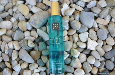... Mes parfums favoris du moment: The Ritual of Karma, Hair and Body Mist, de Rituals