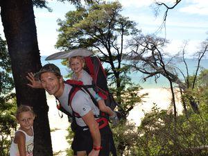 L'Ile du Sud - Marlborough Sounds et Abel Tasman NP