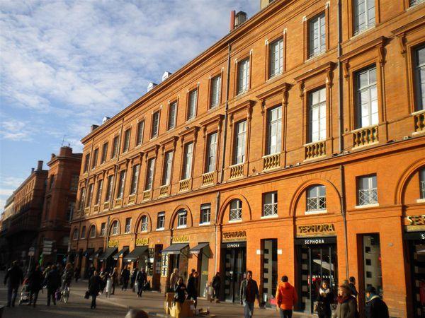 Toulouse, au hasard d'une visite.