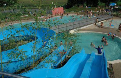 Fermeture de la piscine cet été