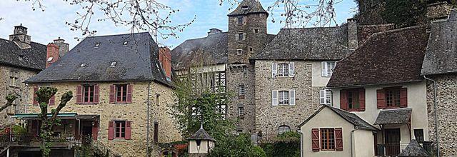 Ségur le château, un village corrézien