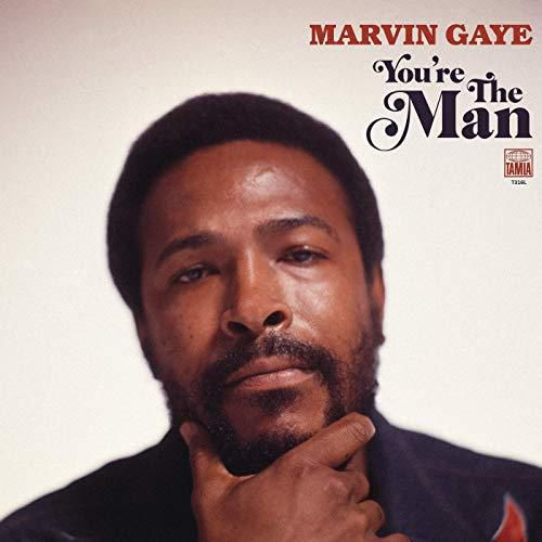 "Album inédit de Marvin Gaye ""You're The Man"" Motown 2019"