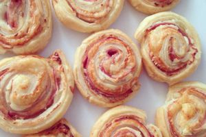 Rolls fromages & tranches de dinde