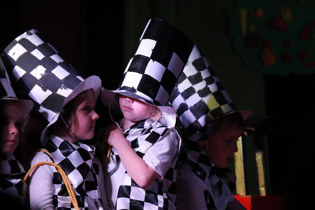 Le Petit Chasseur de Bruits, une comédie musicale par les maternelles et ULIS