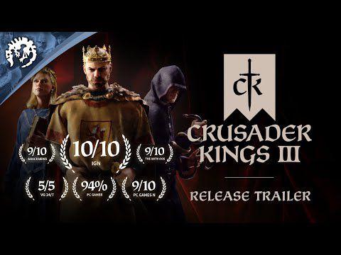 [ACTUALITE] Crusader Kings III - Le jeu est désormais disponible