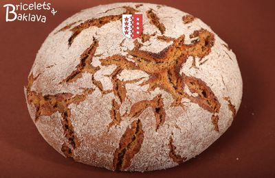 L'authentique pain de seigle valaisan AOP