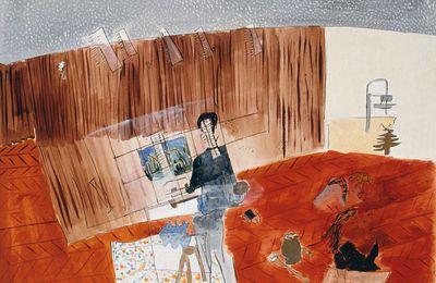 Peindre son atelier