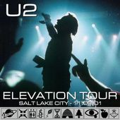 U2 -Elevation Tour -09/11/2001-Salt Lake City USA- Delta Center - U2 BLOG