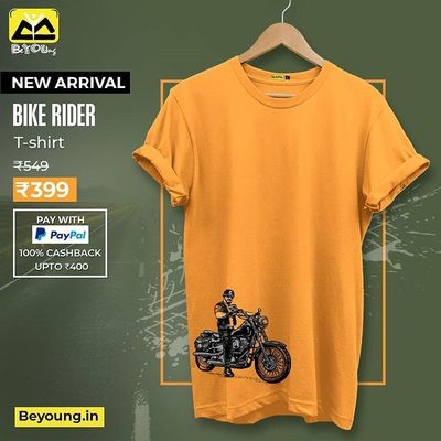 Create an Ideal Wardrobe With Trendy T-Shirts
