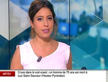 Léa Salamé - 19 Juin 2013