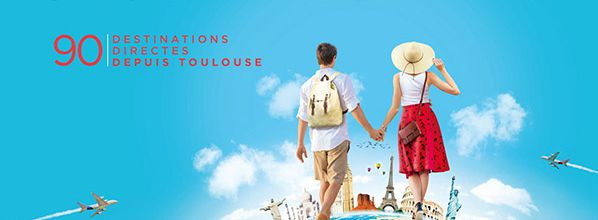 Toulouse Blagnac Airport : 6 new destinations to enjoy the fine weater