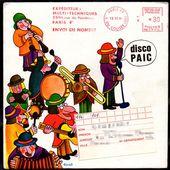 Disco-PAIC - Les Compagnons de la Discothèque - Les fiancés d'Auvergne - Carillon d'Alsace - tournedix-le-gaulois