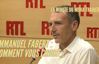 L'art d'écouter pour mieux rebondir d'Emmanuel Fabert