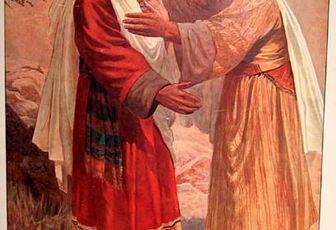 Dimanche du St Sacrement C (Genèse 14, 18-20) (DiMail 270)