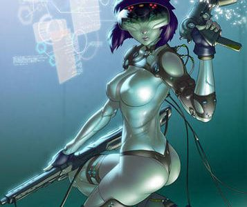 GHOST IN THE SHELL - 3D VERSION