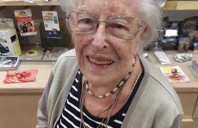 """Luchon : à 102 ans, Mlle Henriette fait la """"UNE"""" du média jeune """"BRUT"""" (vidéo)"""