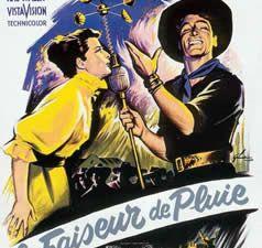 Le Faiseur de pluie de Joseph Anthony avec Katharine Hepburn