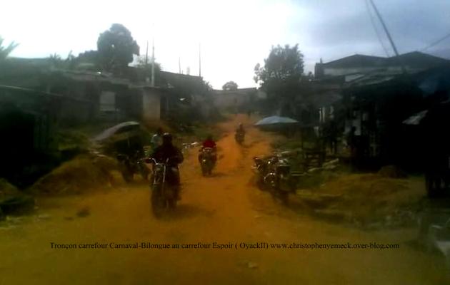 CAMEROUN: Voirie urbaine: Importance des routes secondaires à Douala