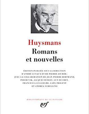 Joris-Karl Huysmans entre dans la Pleiade