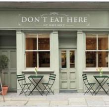 Les pratiques et comportements des restaurants en matière de sécurité des aliments ciblés par une étude de la FDA