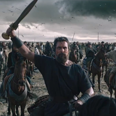 Critique Cinéma - Exodus : Gods and Kings (Ridley Scott)