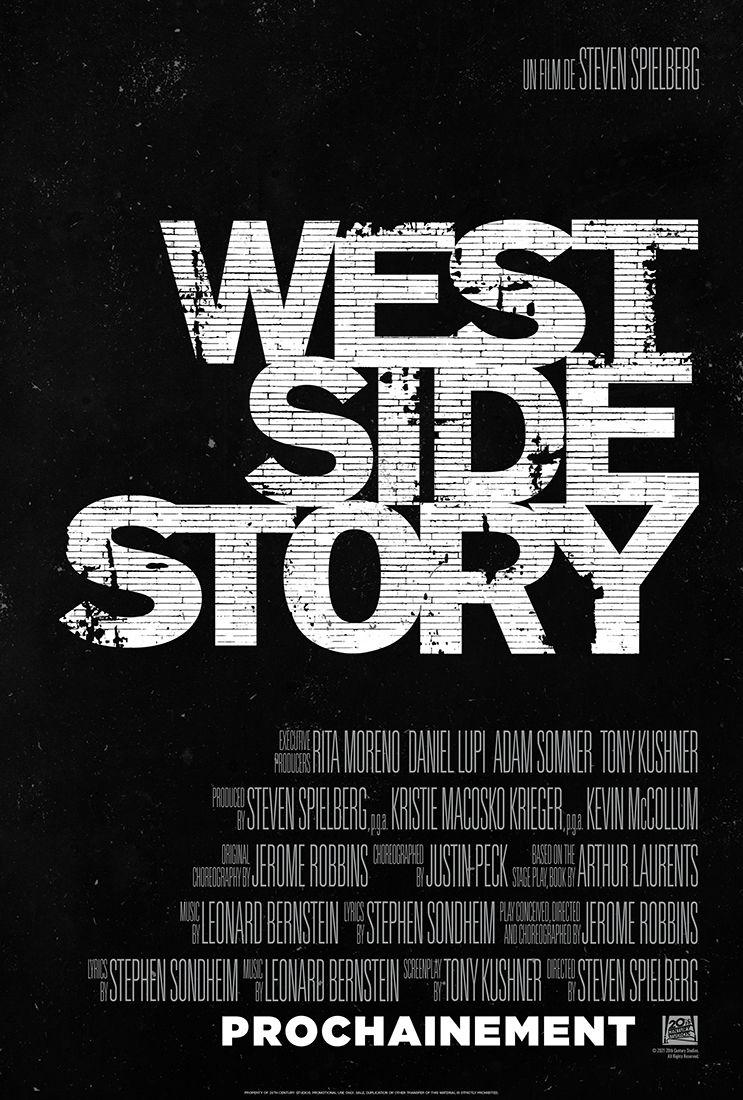 West Side Story (BANDE-ANNONCE) de Steven Spielberg - Le 8 décembre 2021 au cinéma