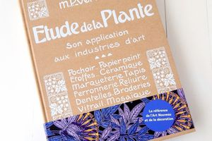 Etude de la Plante, son Application aux Industries d'Art, MP Verneuil