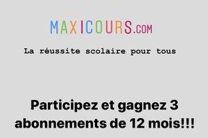 Mon avis sur Maxicours, le soutien scolaire en ligne