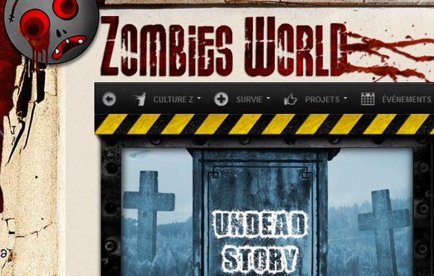 En interview sur ZombiesWorld !