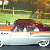 BUICK ANNEES 50 JOHNNY LIGHTNING 1/64 - car-collector.net
