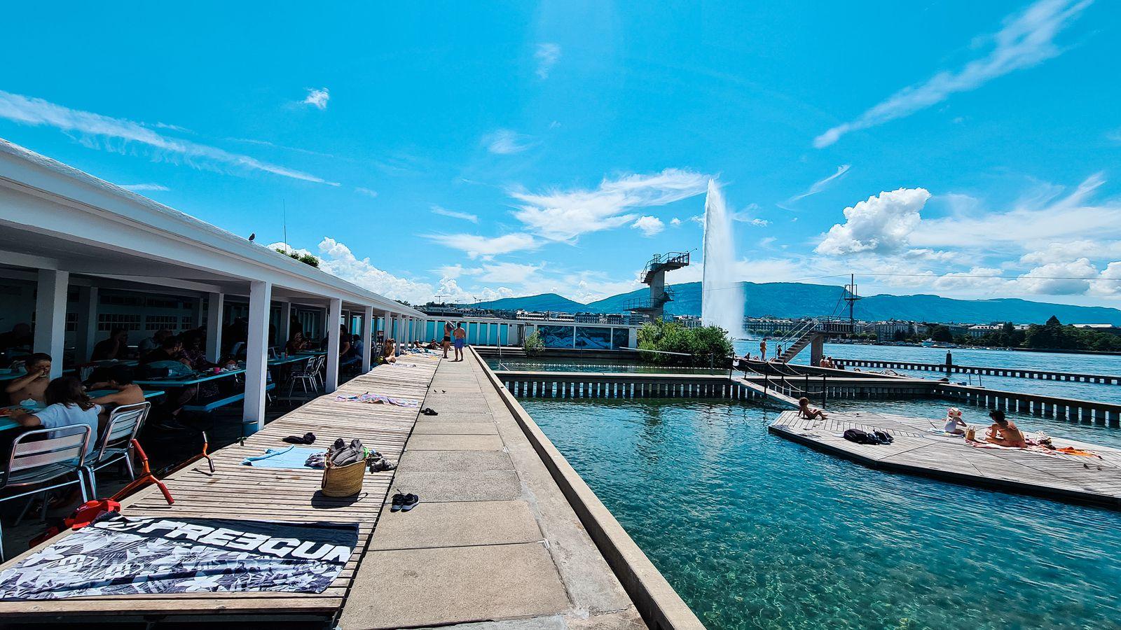 Idée Week-end : Genève
