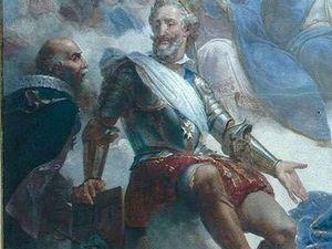 Loto historique de Bussière, son couvercle est tombé du plafond...