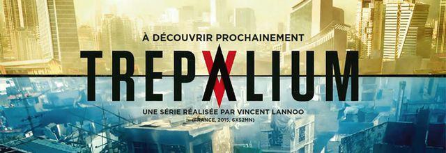 """ARTE proposera en 2016 """"Trepalium"""" une série d'anticipation"""