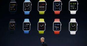 Apple se lance dans la bataille des montres connectées