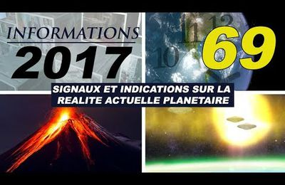 69° ALCYON PLÉIADES-INFORMATIONS 2017: Sionisme, Jérusalem, Palestine, Iran, cyberattaques, OVNI