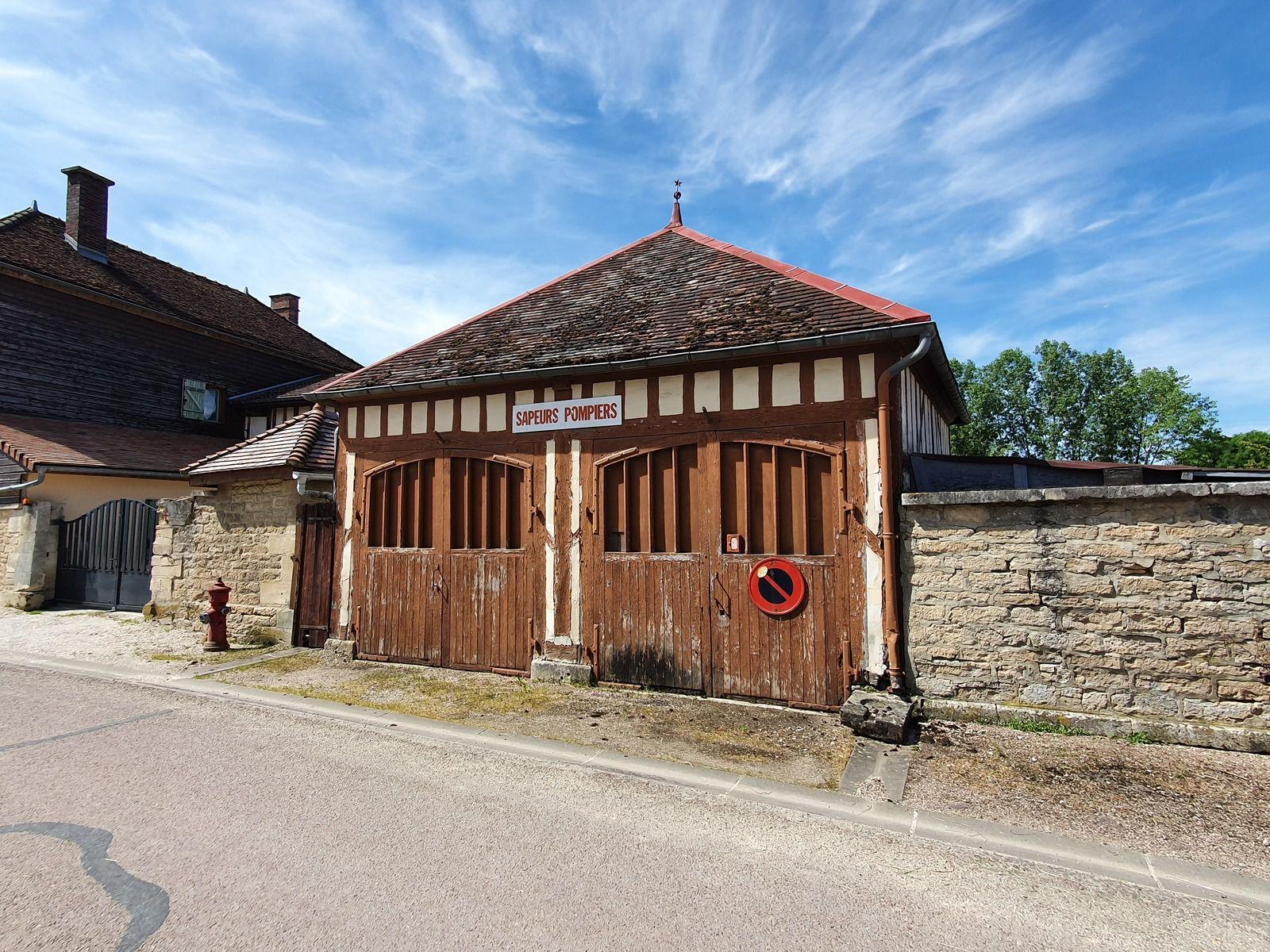 De Précy-Saint-Martin à Saint-Léger-sous-Brienne