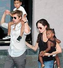 Brad Pitt & famiglia comprano casa in Italia.