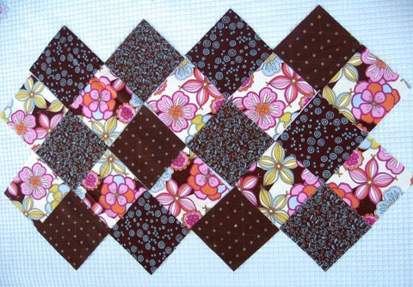 Sac japonais patchwork: tutoriel