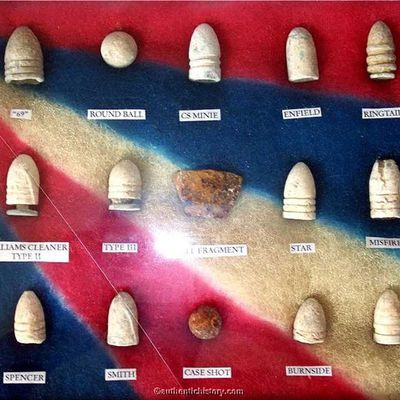 Civil War Bullet Collecting:  A Hobby that Honors the Past